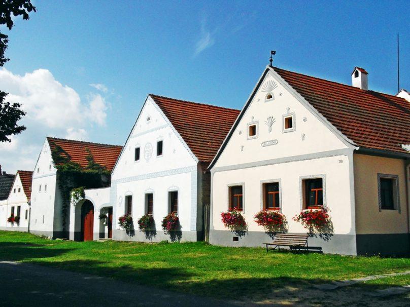 Holašovice (Región de Bohemia Meridional, República Checa)