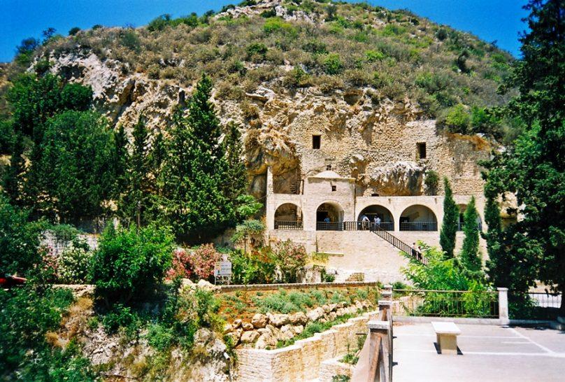 Monasterio de Agios Neofytos (Distrito de Pafos, Chipre)