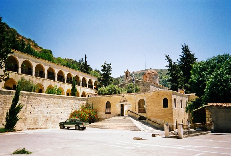 Monasterio de Agios Neofytos (Pafos, Chipre)