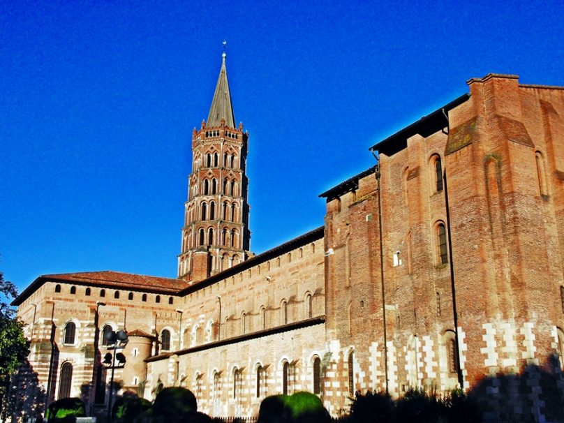 Basílica de Saint-Sernin (Toulouse, Francia)