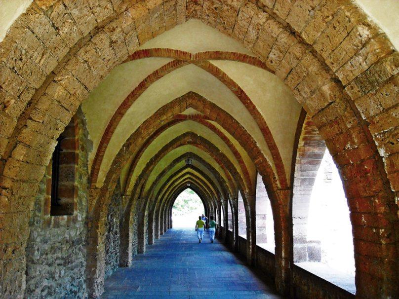 Monasterio de Nuestra Señora de Valvanera (Municipio de Anguiano, La Rioja)