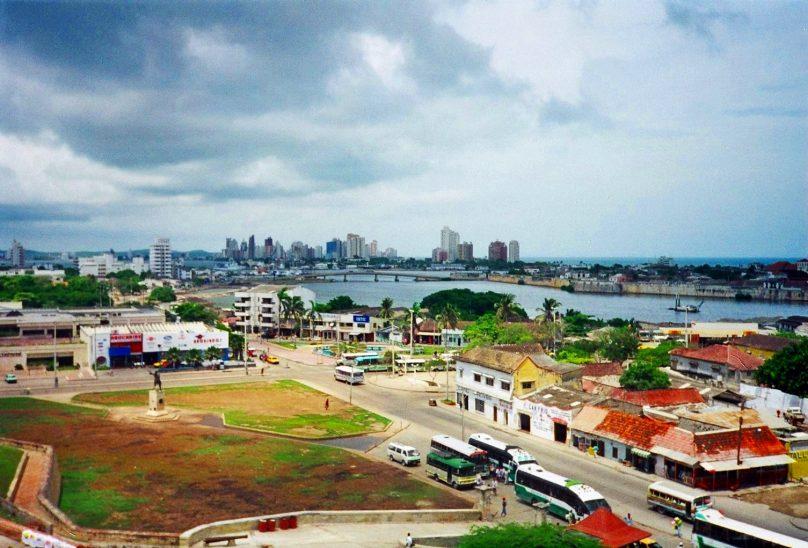 Puerto de Cartagena de Indias (Cartagena de Indias, Colombia)