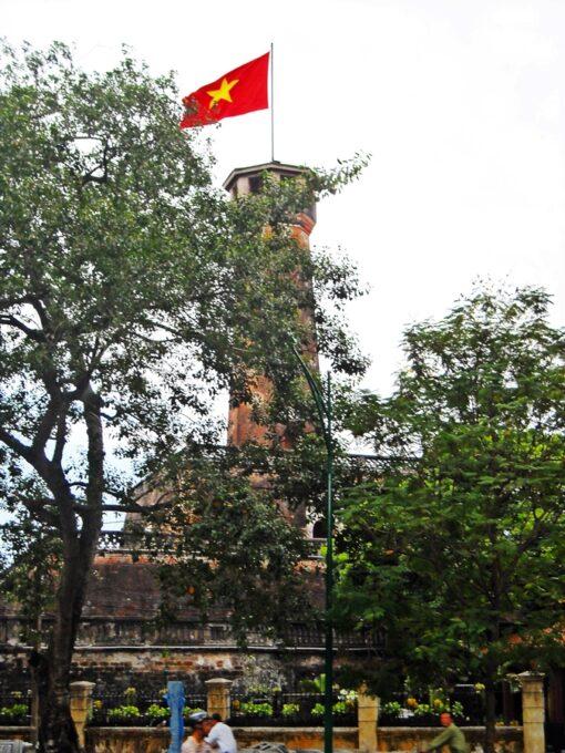 Torre de la Bandera (Hanoi, Vietnam)