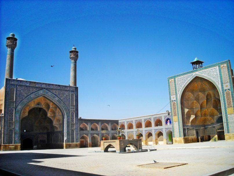 Mezquita del Viernes (Isfahán, Irán)