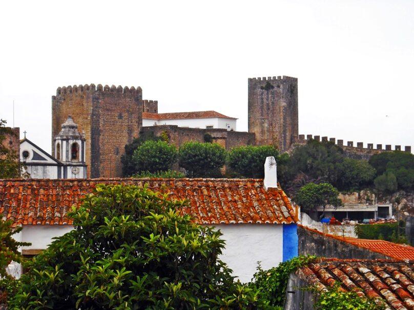 Castillo de Óbidos (Óbidos, Portugal)