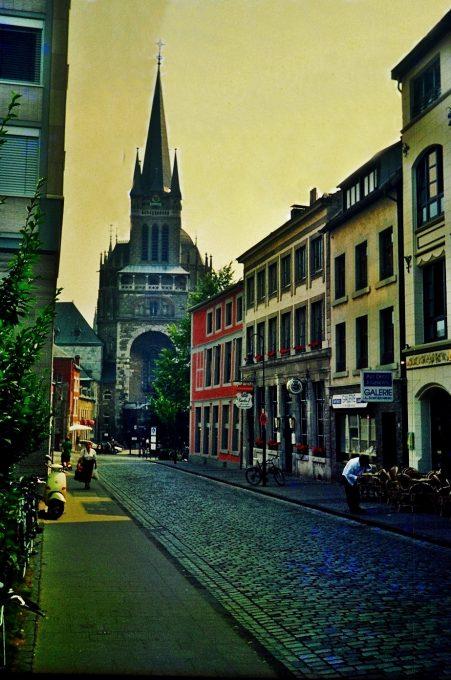 Catedral de Aquisgrán (Aquisgrán, Alemania)