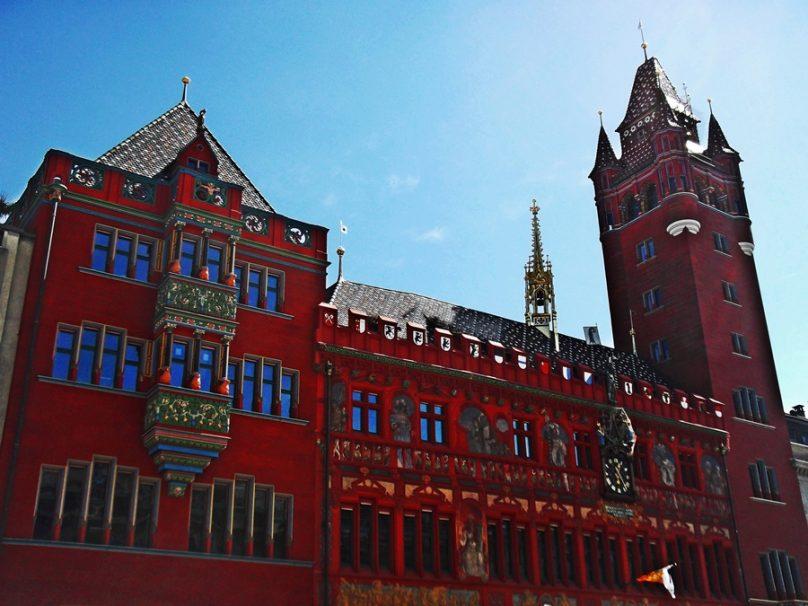 Ayuntamiento de Basilea (Basilea, Suiza)