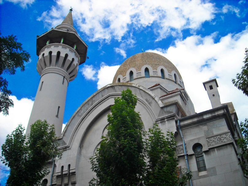 Gran Mezquita (Constanța, Rumanía)