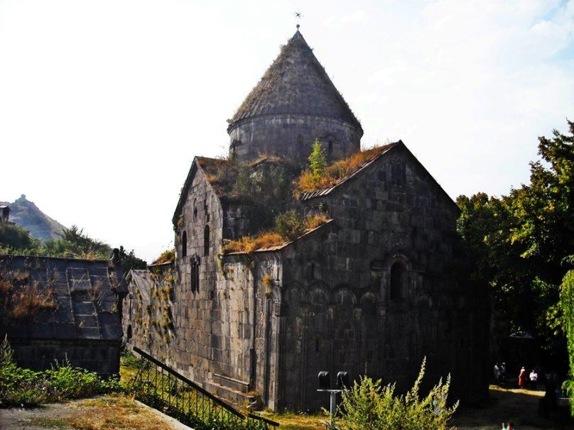 Monasterio de Sanahin (Provincia de Lori, Armenia)