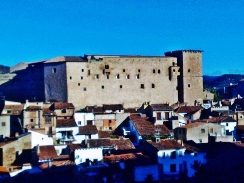 Castillo de Mora de Rubielos (Mora de Rubielos, Aragón)