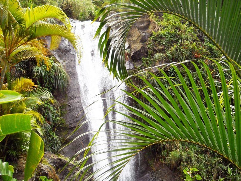 Concord Waterfalls (Parroquia de Saint John, Granada)