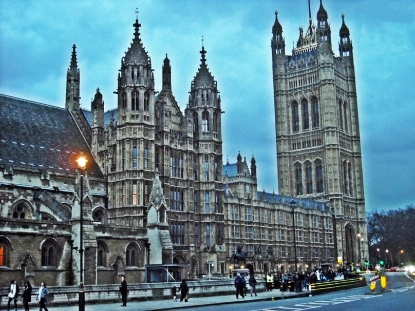 Palacio de Westminster (Londres, Reino Unido)