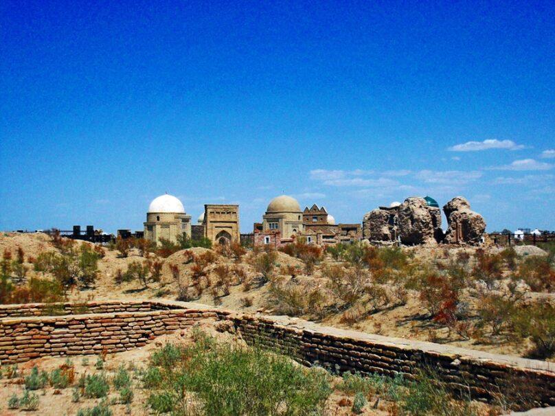 Necrópolis de Mizdakhan (Khodjeyli, Uzbekistán)