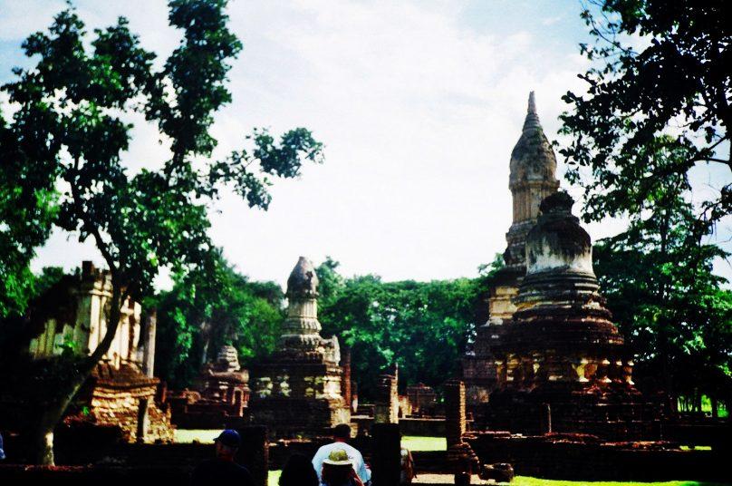 Si Satchanalai (Provincia de Sukhothai, Tailandia)