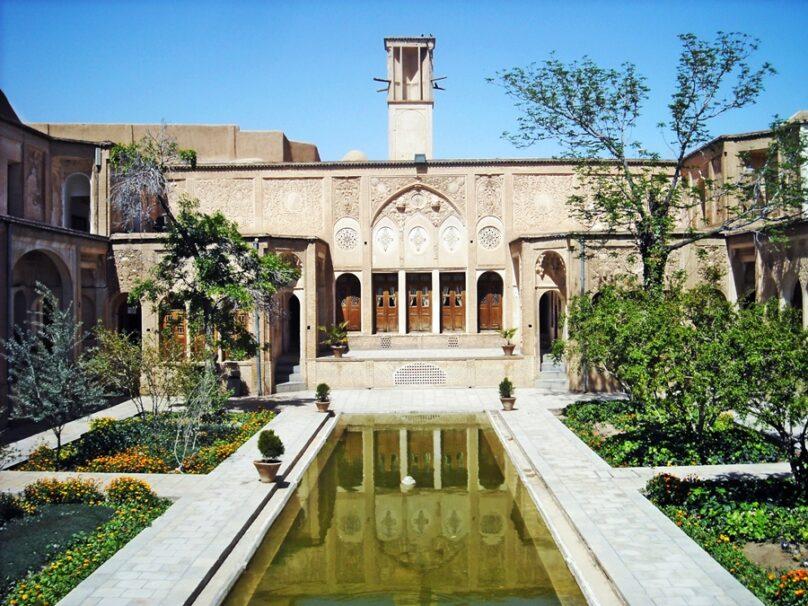 Casa Boroujerdi (Kashan, Irán)