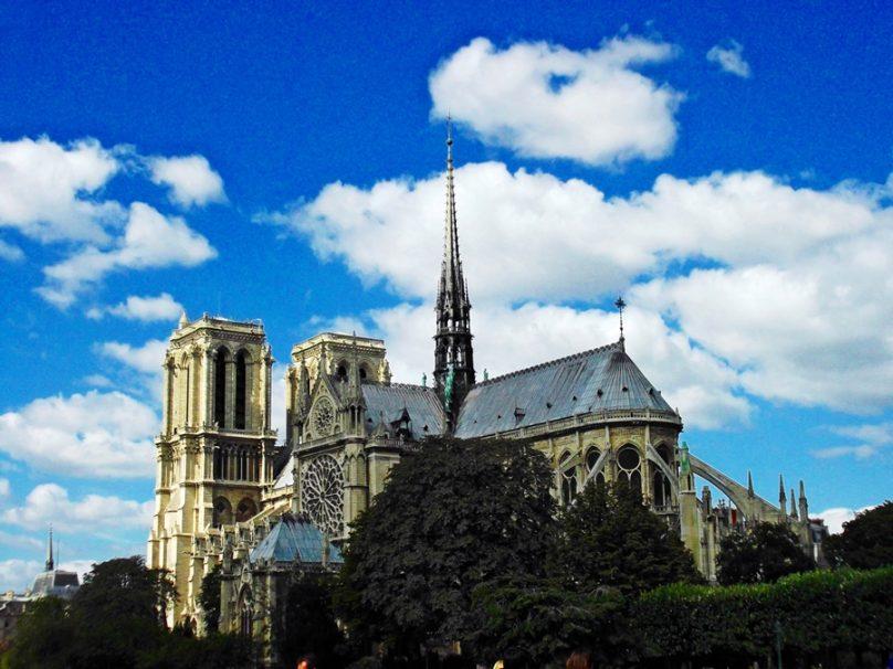 Catedral Notre-Dame (París, Francia)