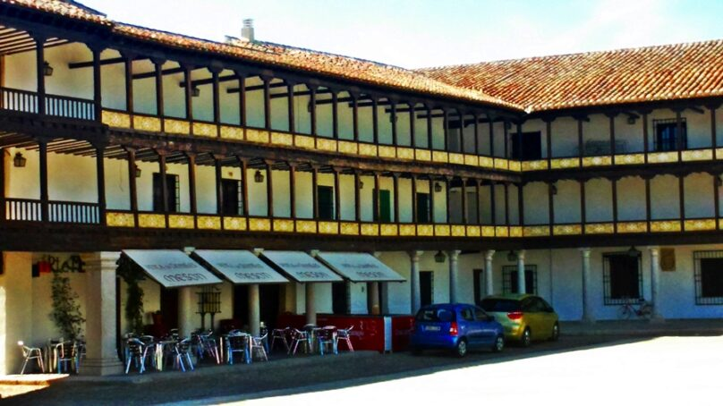 Plaza Mayor (Tembleque, Castilla-La Mancha)