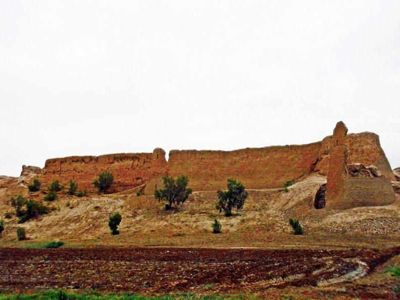 Fortaleza de Yzmykşir (Provincia de Daşoguz, Turkmenistán)
