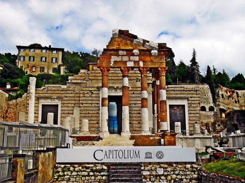 Capitolium de Brixia (Brescia, Italia)