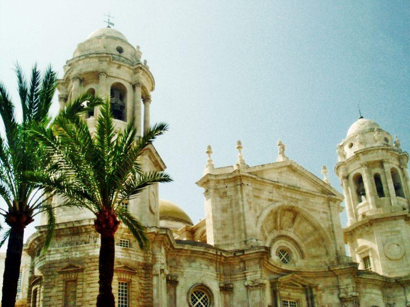 Catedral de la Santa Cruz (Cádiz, Andalucía)