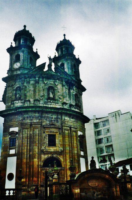 Iglesia de la Virgen Peregrina (Pontevedra, Galicia)
