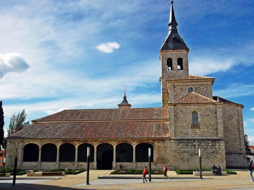 Iglesia de la Asunción de Nuestra Señora (Torres de la Alameda, Comunidad de Madrid)