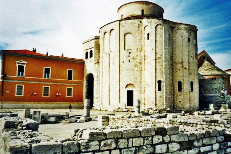 Iglesia de San Donato (Zadar, Croacia)