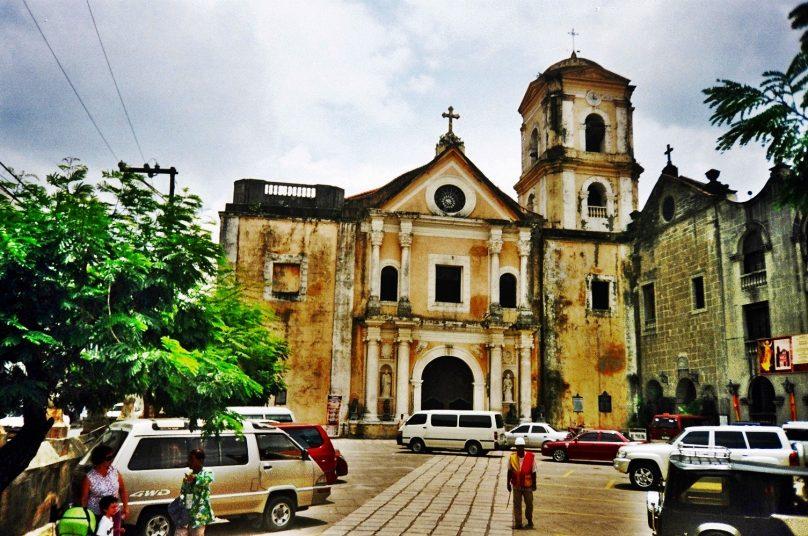 Iglesia de San Agustín (Manila, Filipinas)