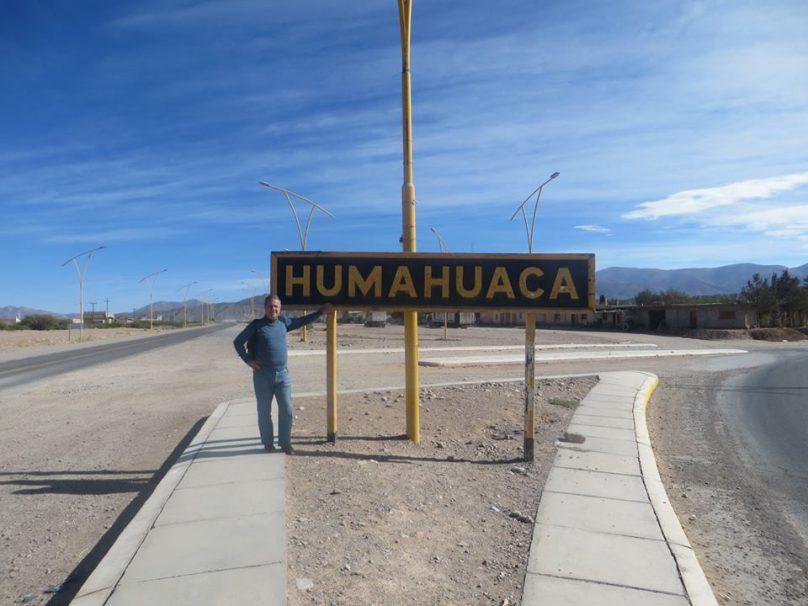 Humahuaca (por Jorge Sánchez)