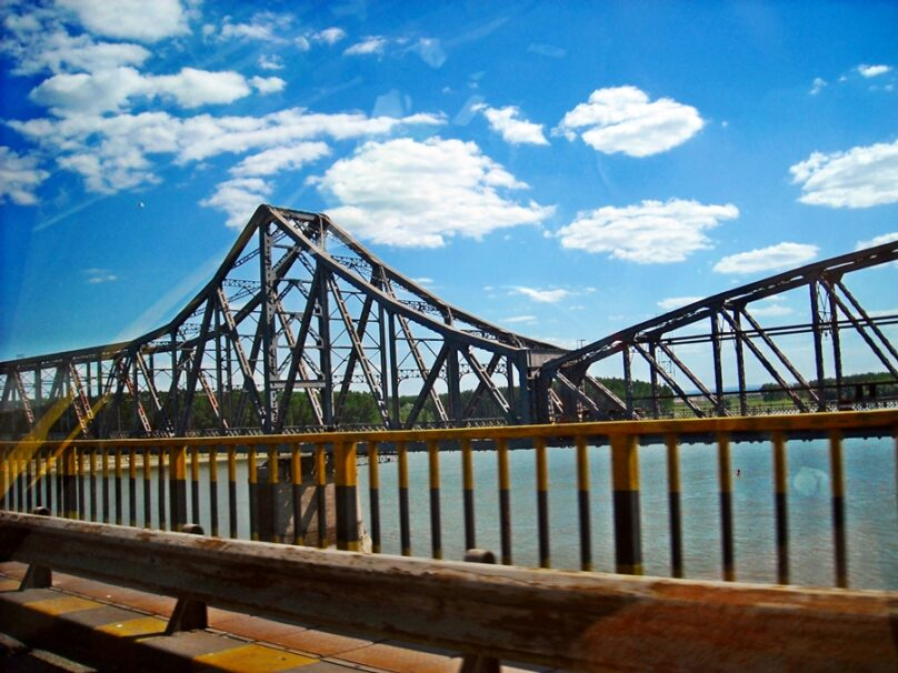 Puente Anghel Saligny (Distrito de Constanța, Rumanía)