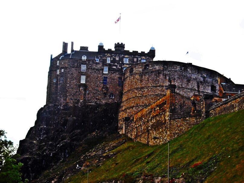 Castillo de Edimburgo (Edimburgo, Reino Unido)