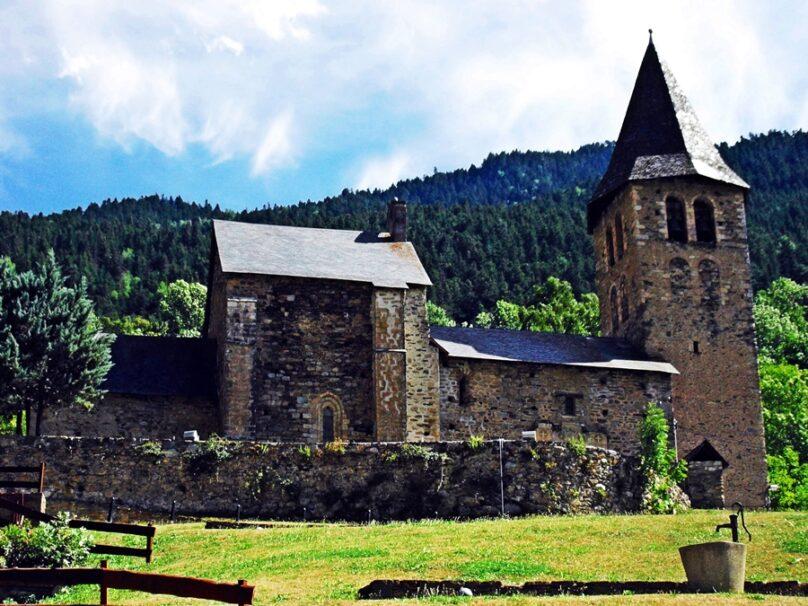 Iglesia de San Pedro (Escunhau, Cataluña)