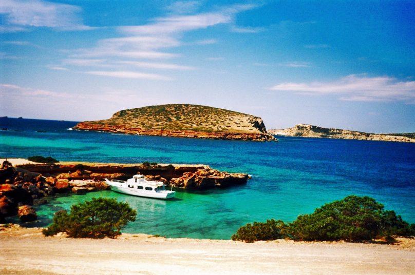 Platges des Comte (Municipio de San José, Islas Baleares)