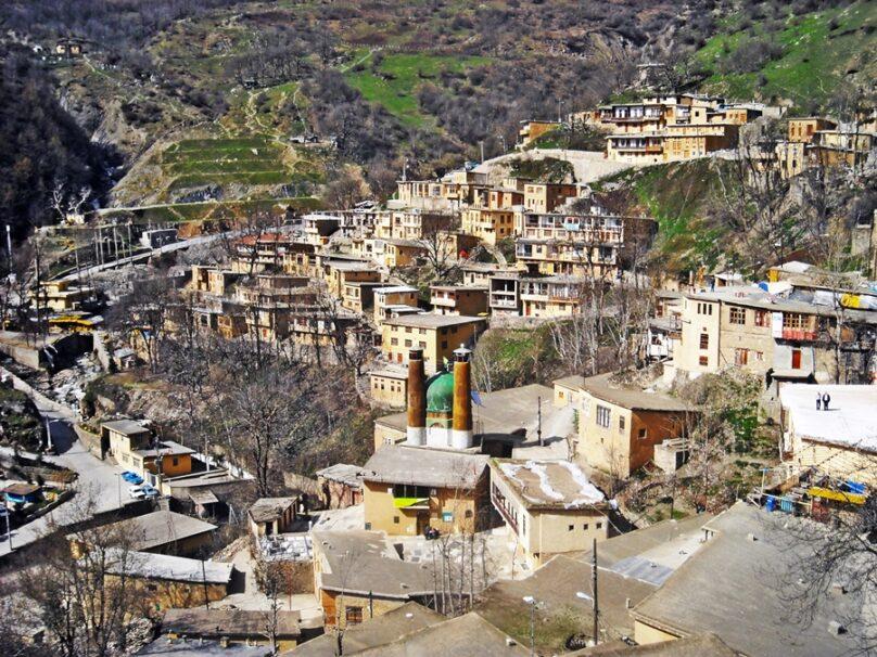 Masouleh (Gilan, Irán)
