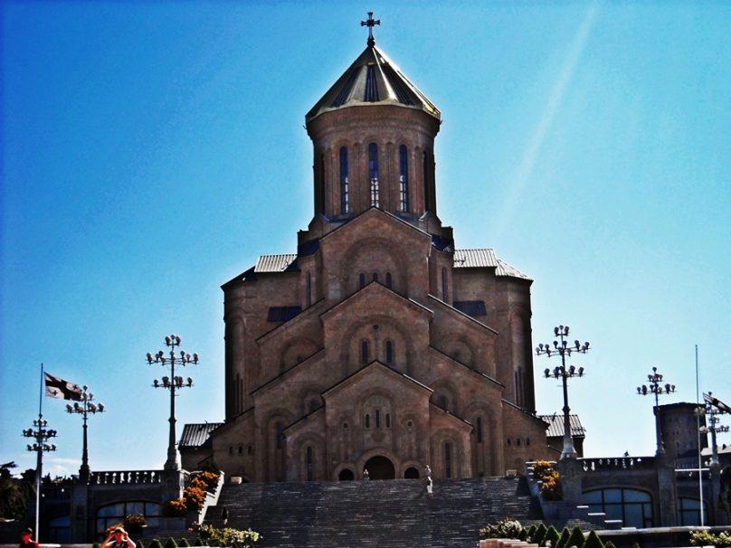Catedral de la Santísima Trinidad (Tbilisi, Georgia)