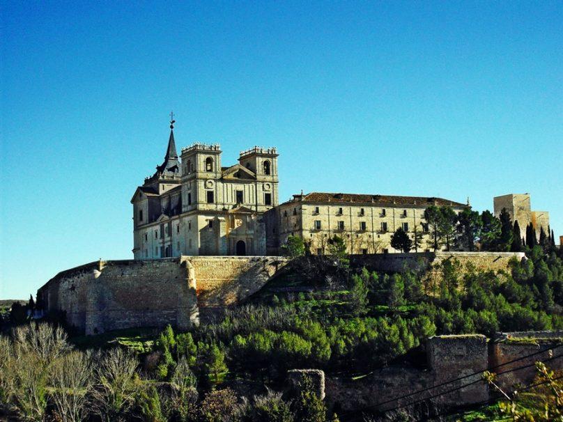 Monasterio de Santiago Apóstol (Uclés, Castilla-La Mancha)