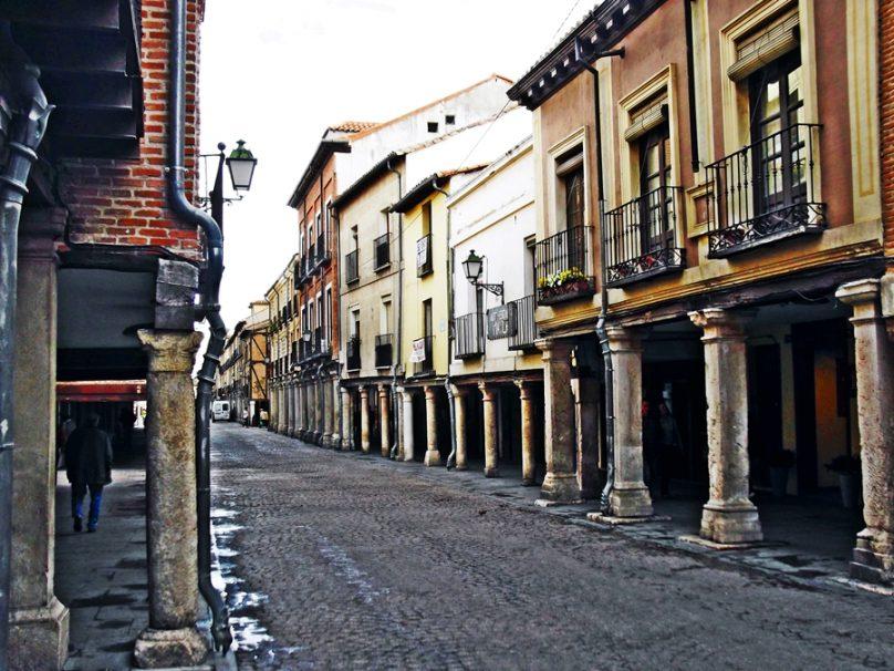 Calle Mayor (Alcalá de Henares, Comunidad de Madrid)