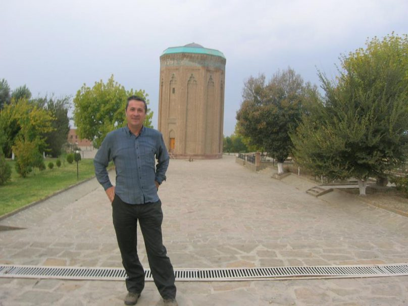 Mausoleo de Nakhichevan (por Jorge Sánchez)