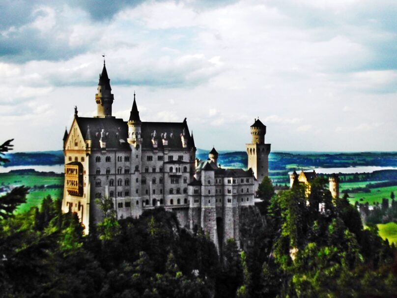 Neuschwanstein (Estado de Baviera, Alemania)