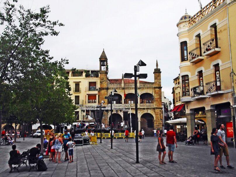 Plaza Mayor (Plasencia, Extremadura)