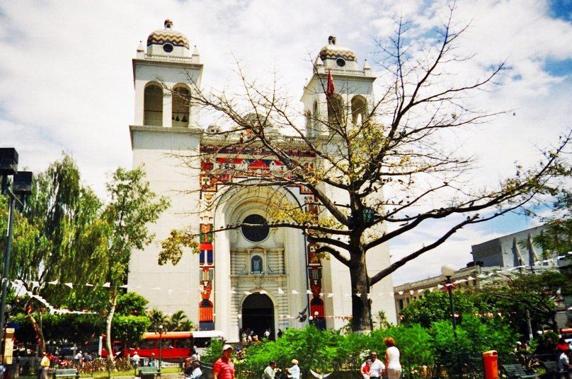 Catedral Metropolitana (San Salvador, El Salvador)