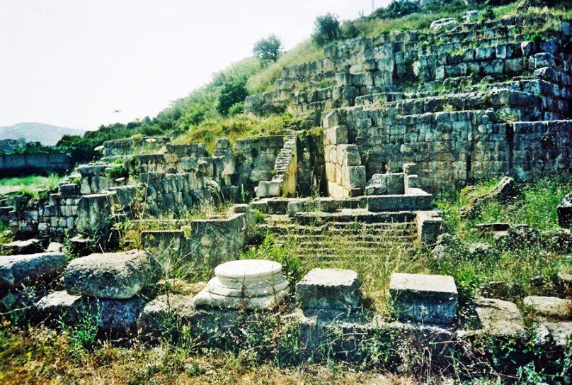 Templo de Eshmun (Sur, Líbano)