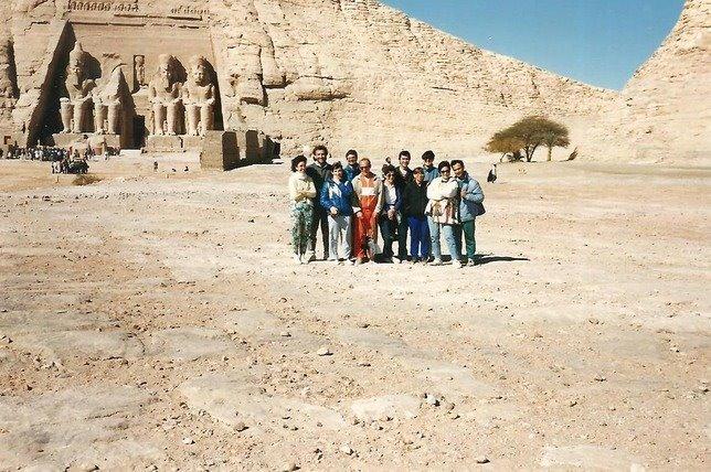 Abu Simbel (por Jorge Sánchez)