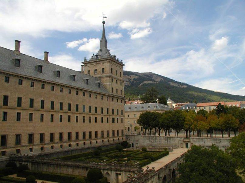 El Escorial (por Jorge Sánchez)