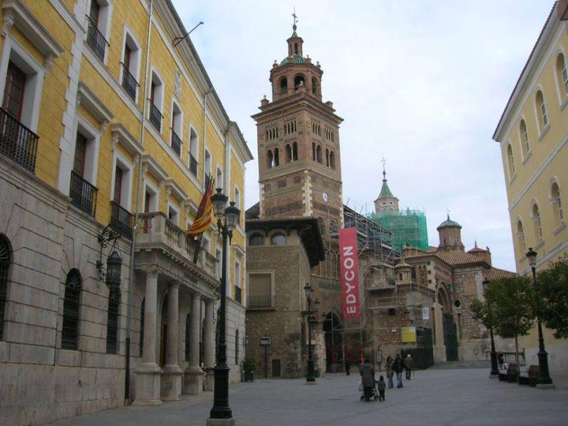 Mudéjar aragonés (por Jorge Sánchez)