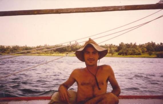 Río Nilo (por Jorge Sánchez)