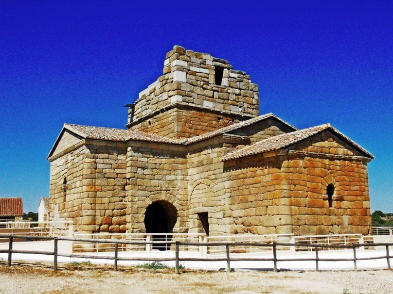 Iglesia de Santa María de Melque (Municipio de San Martín de Montalbán, Castilla-La Mancha)