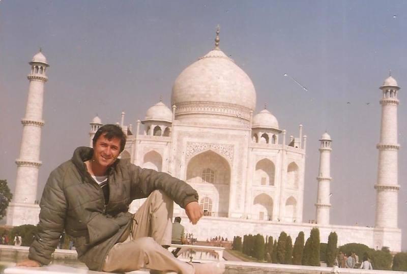 Taj Mahal (por Jorge Sánchez)