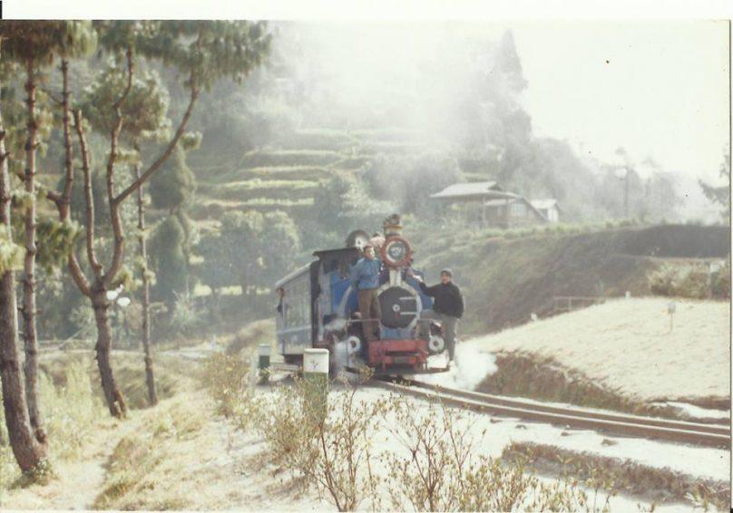 Trenes de montaña indios (por Jorge Sánchez)