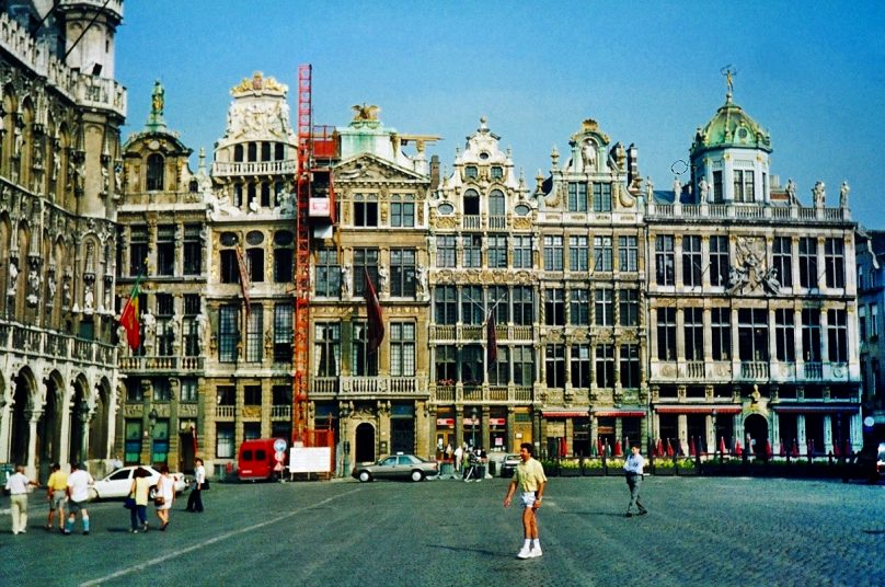 Grand-Place (Bruselas, Bélgica)